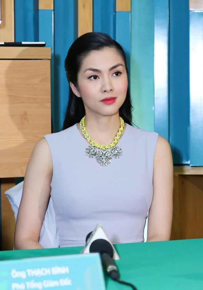 Tang Thanh Ha lan dau di su kien sau sinh con hinh anh 5