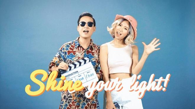 MIN (St.319) va JustaTee - Shine Your Light hinh anh