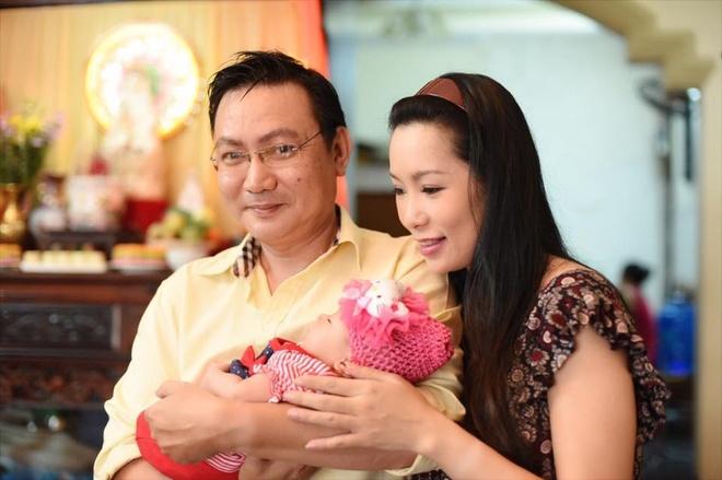 Vo chong Trinh Kim Chi lam day thang cho con gai thu hai hinh anh