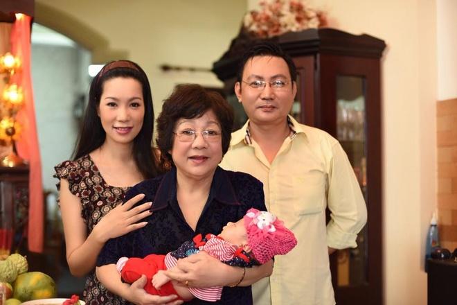 Vo chong Trinh Kim Chi lam day thang cho con gai thu hai hinh anh 6