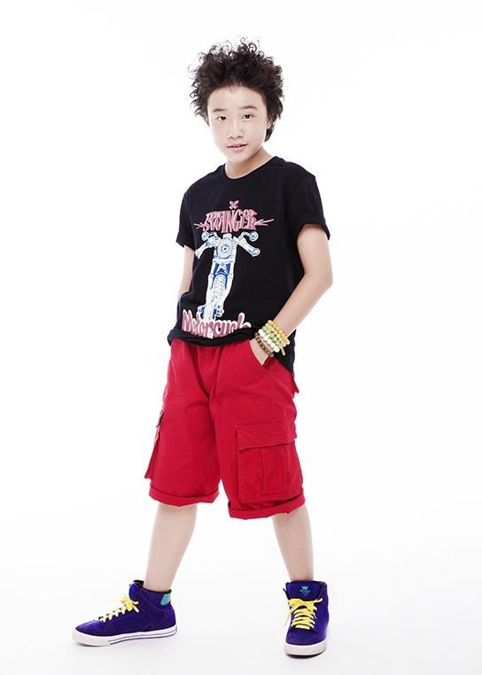 Con trai Truong Quynh Anh - Tim sanh dieu trong bo anh moi hinh anh 5