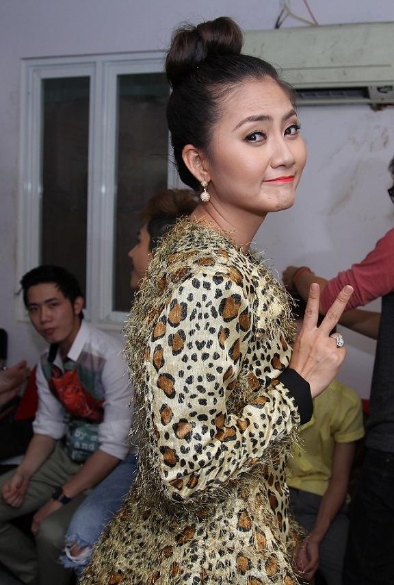 Ngoc Lan huy show vi cham mat tinh cu Doan Thanh Tai hinh anh 1
