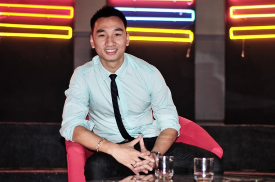 MC Thanh Trung phan bac nhung loi noi xau cua vo cu hinh anh