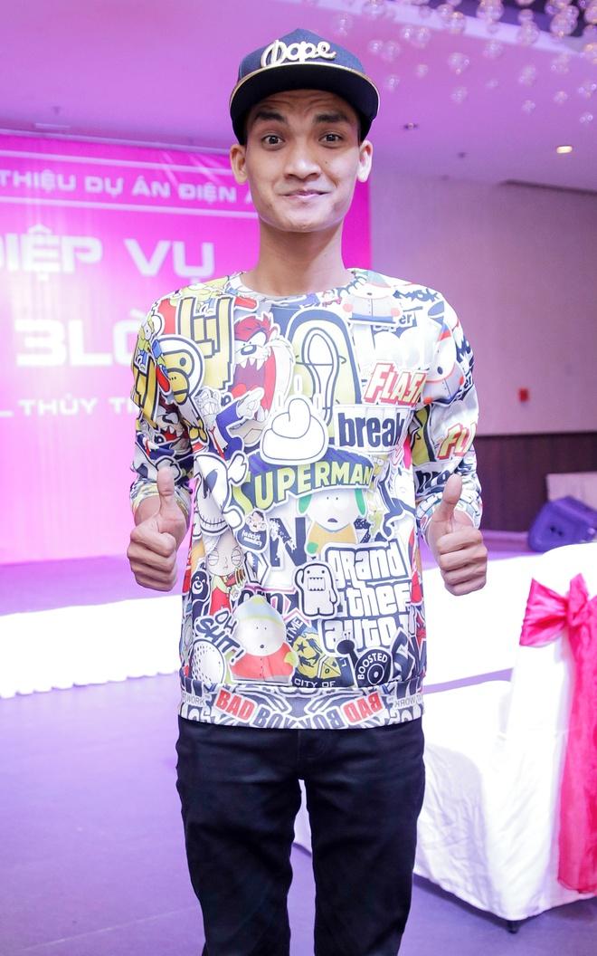 Thuy Tien moi Thanh Loc, Binh Minh dong phim co san xuat hinh anh 7