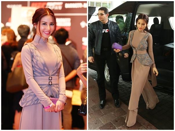 Diem My, Hoang Thuy Linh dan dau top sao mac dep hinh anh 1