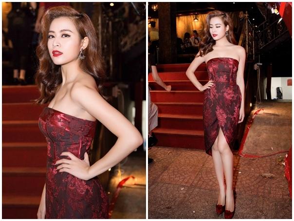 Diem My, Hoang Thuy Linh dan dau top sao mac dep hinh anh 2