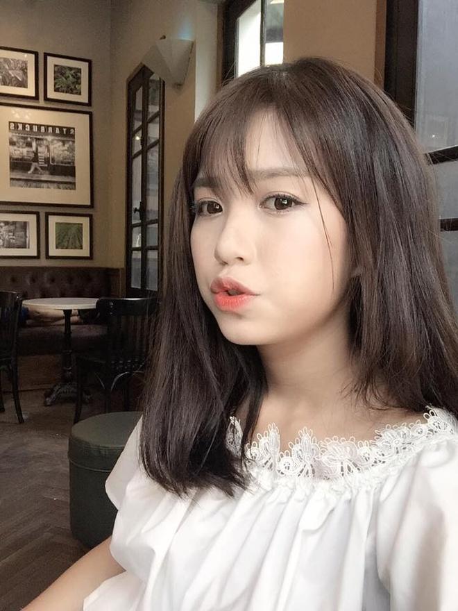 Hot girl Viet de thuong voi toc ngan hinh anh 8