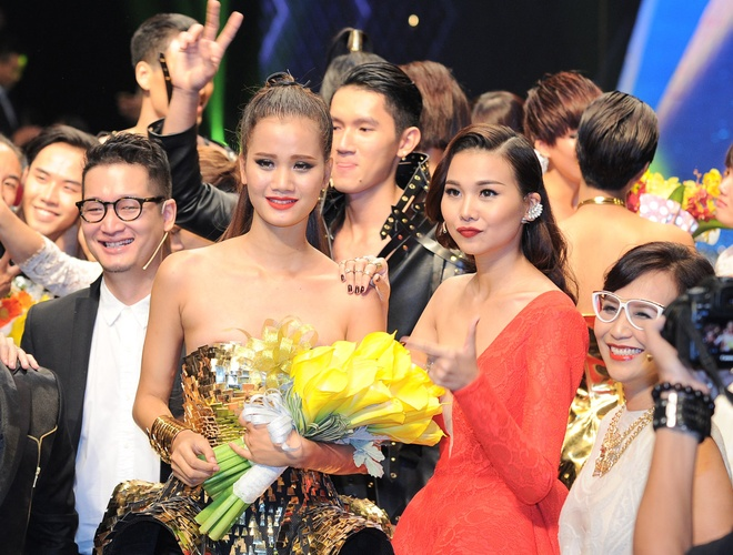 Thanh Hang: 'Quan quan Huong Ly khong phai dang vua dau' hinh anh 1