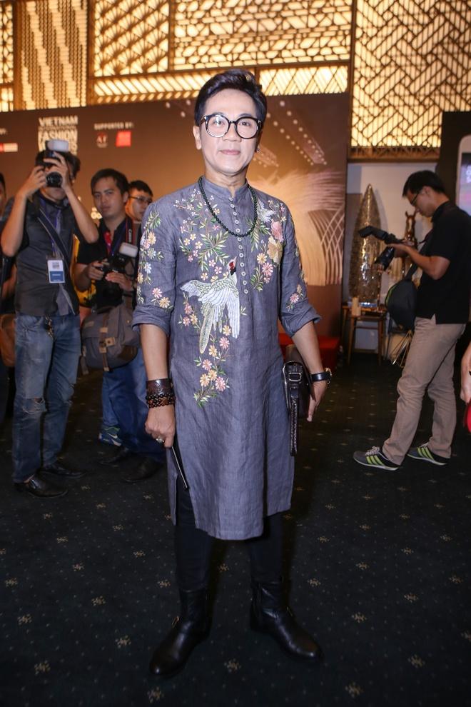Son Tung - Bao Tram cung nhuom toc do du Tuan le thoi trang hinh anh 12