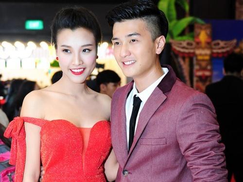 MC Hoang Oanh: 'Toi va Huynh Anh co nhieu mau thuan' hinh anh