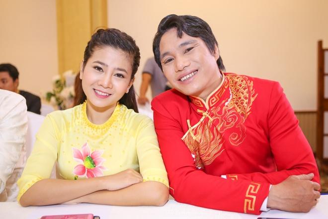 Dai Nghia che hoa hau hai Thu Trang hat cai luong kho nghe hinh anh 7