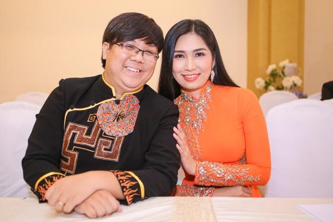 Dai Nghia che hoa hau hai Thu Trang hat cai luong kho nghe hinh anh 8