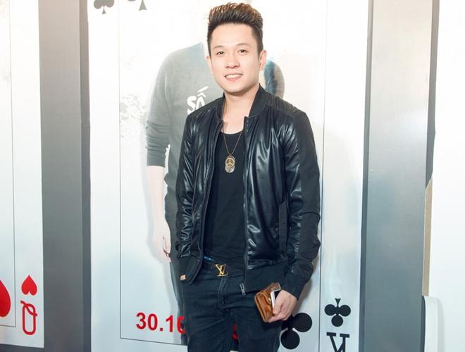 Tien Dung - Hai Bang quan quyt o su kien du chia tay hinh anh 8