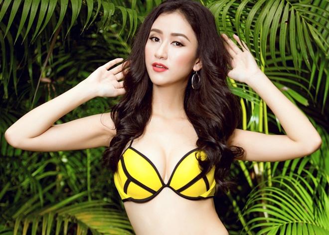 A hau Dai duong 2014 goi cam voi bikini sac mau hinh anh