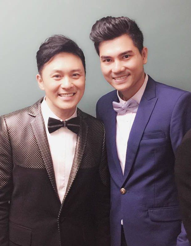 Vuong Thu Phuong, Dieu Huyen du tiec sinh nhat TVB hinh anh 6