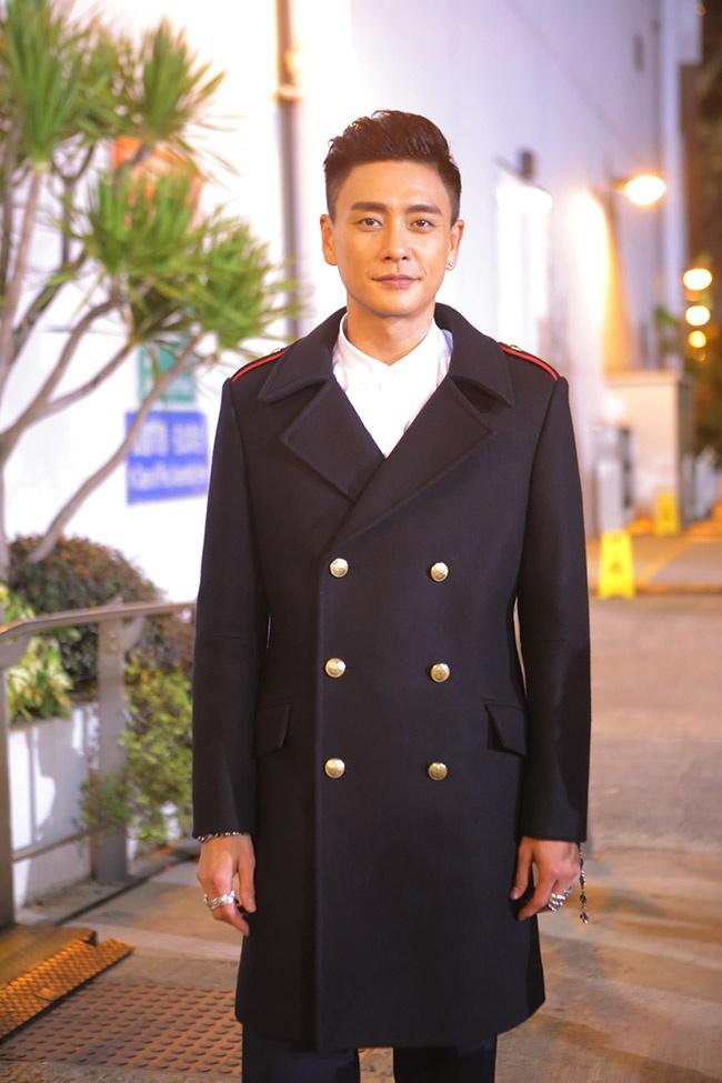Vuong Thu Phuong, Dieu Huyen du tiec sinh nhat TVB hinh anh 7