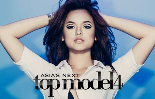 Quynh Mai dai dien Viet Nam thi Asia's Next Top Model hinh anh