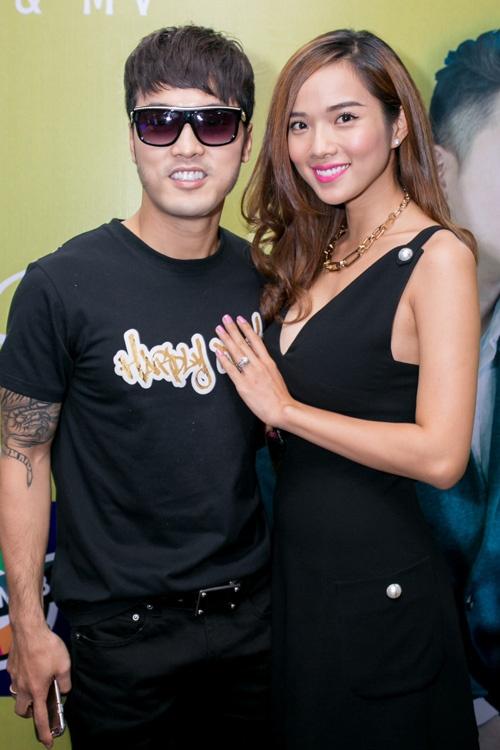 Ung Hoang Phuc: 'Toi van dung bua voi chong cu Kim Cuong' hinh anh 2
