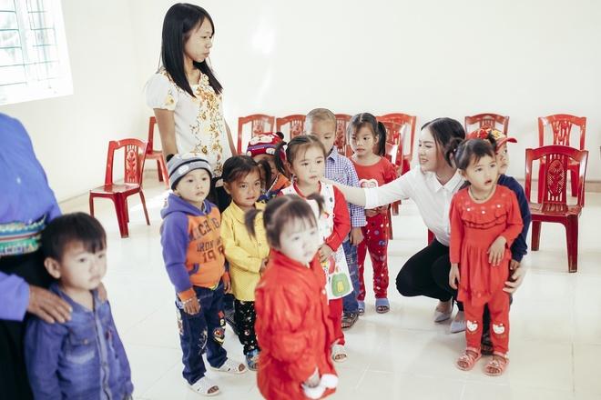 Ly Nha Ky du khanh thanh truong mam non o Cao Bang hinh anh 5