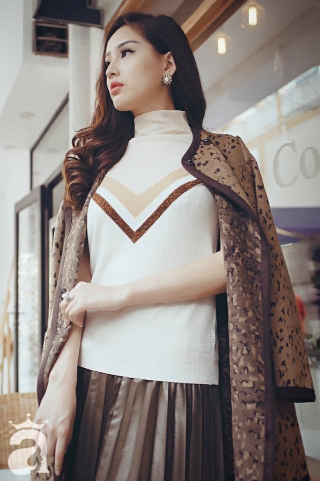Thanh Hang dien street style sanh dieu nhat tuan hinh anh 6