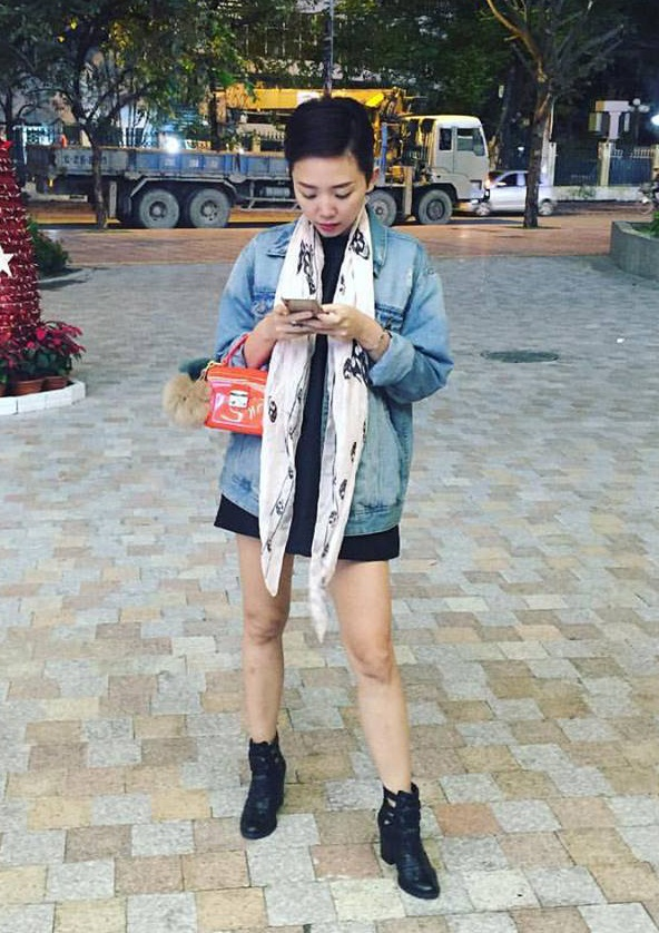 Thanh Hang dien street style sanh dieu nhat tuan hinh anh 7