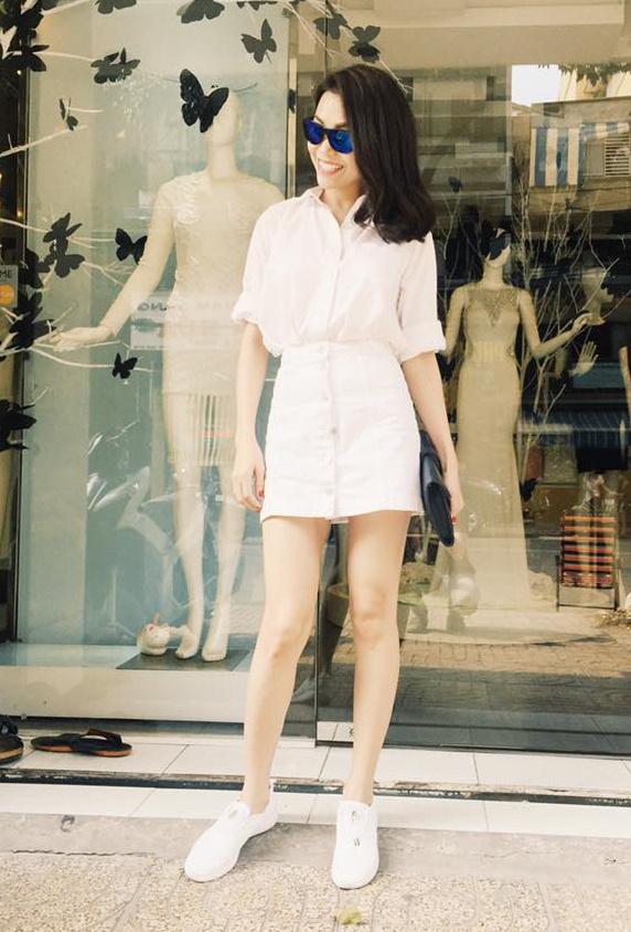 Thanh Hang dien street style sanh dieu nhat tuan hinh anh 8