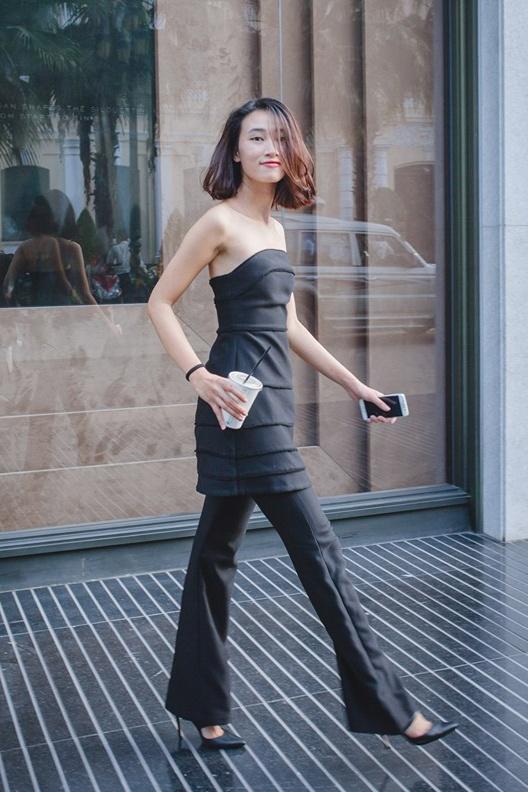 Thanh Hang dien street style sanh dieu nhat tuan hinh anh 9