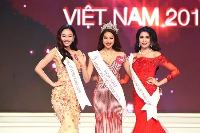 Sao Viet du doan Pham Huong lot top 3 Hoa hau Hoan vu hinh anh 4