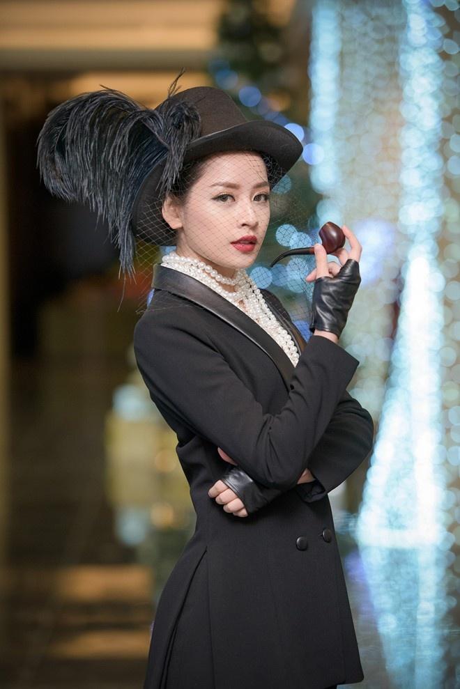 Hoang Thuy Linh, Huyen My dan dau top 10 bo canh dep tuan hinh anh 8
