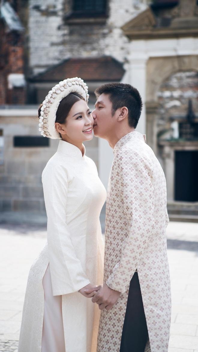 A hau Diem Trang va chong doanh nhan chup anh cuoi o chau Au hinh anh 7
