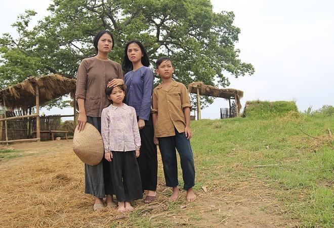 Thuy Hang vao vai phu nu nong thon khong biet chu hinh anh 5