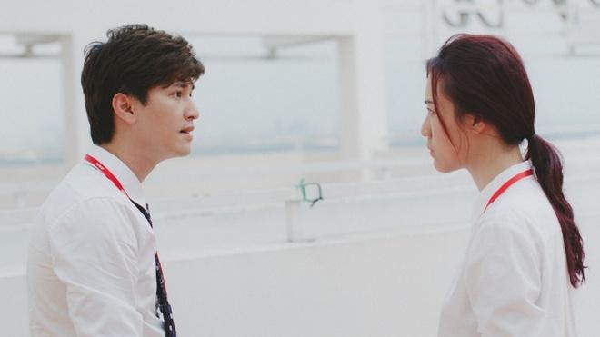 Huynh Anh - Hoang Oanh dong phim ve tinh yeu cong so hinh anh 4