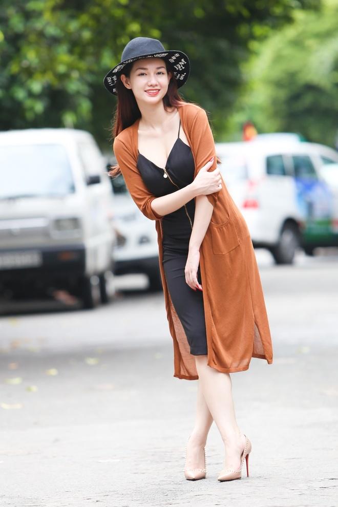 Quynh Chi: 'Toi no me Dieu Hien mot loi xin loi' hinh anh 4