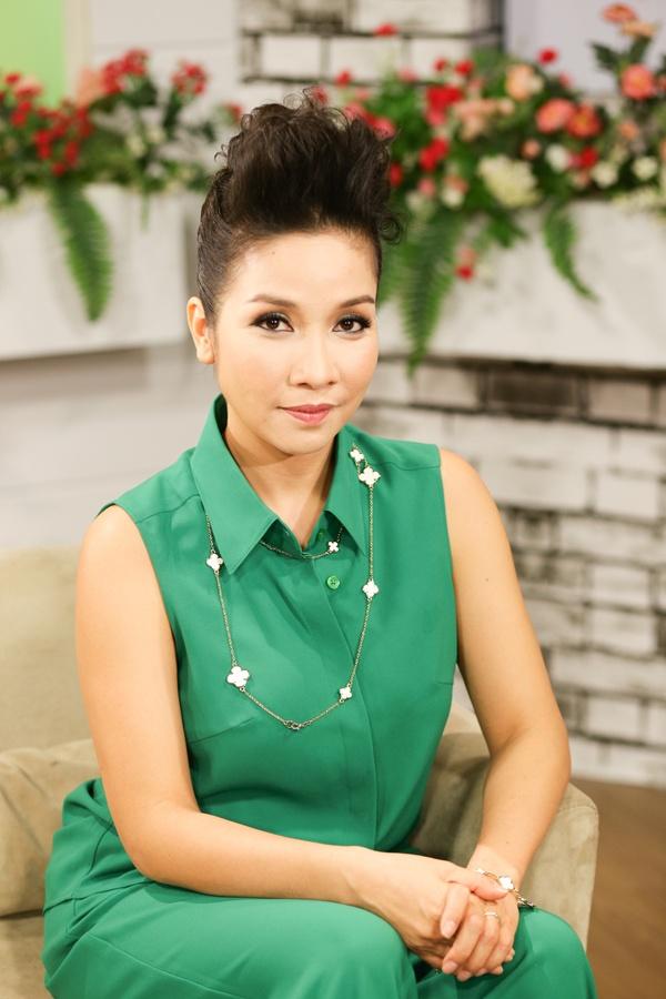 My Linh: 'Cha dai gi nghe loi Hoai Linh' hinh anh 1