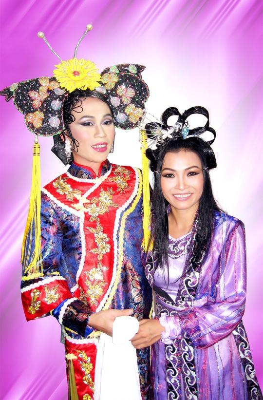 Hoai Linh tran tinh voi GS Tran Quang Hai ve Chau Van hinh anh 3
