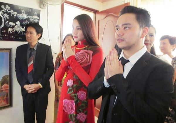 Trang Nhung to chuc le cuoi sau gan mot nam sinh con hinh anh 1