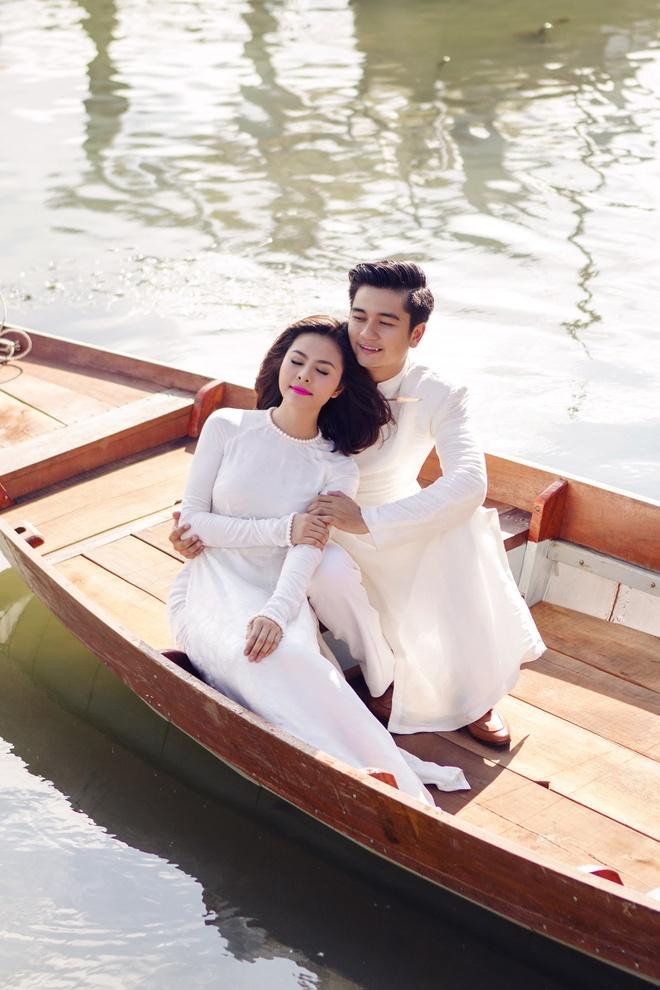 Vo chong Van Trang tinh tu o Hoi An hinh anh 4