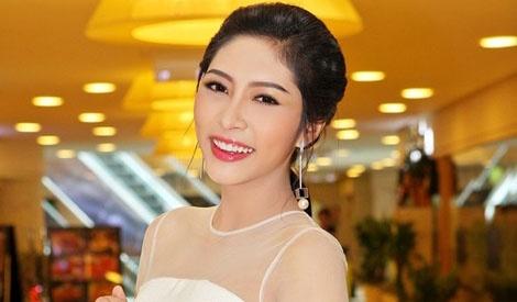 Hoa hau Thu Thao len tieng ve nghi an tinh cam voi Bang Kieu hinh anh