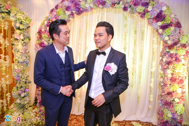 Sao Viet chuc mung Trang Nhung len xe hoa hinh anh 8
