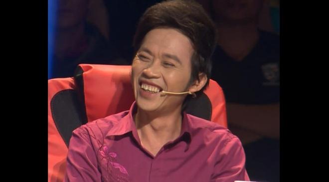 Hoai Linh, Quang Linh tranh cai ve vai gia gai cua Quoc Dai hinh anh
