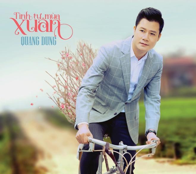 Quang Dung ra album ghi dau 20 nam ca hat hinh anh 1