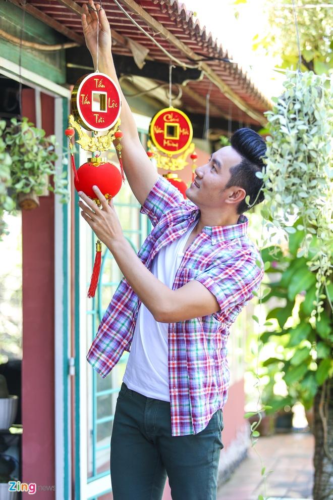 Nha vuon cua ca si Nguyen Phi Hung ngay cuoi nam hinh anh 12