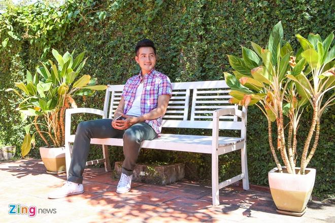 Nha vuon cua ca si Nguyen Phi Hung ngay cuoi nam hinh anh 2