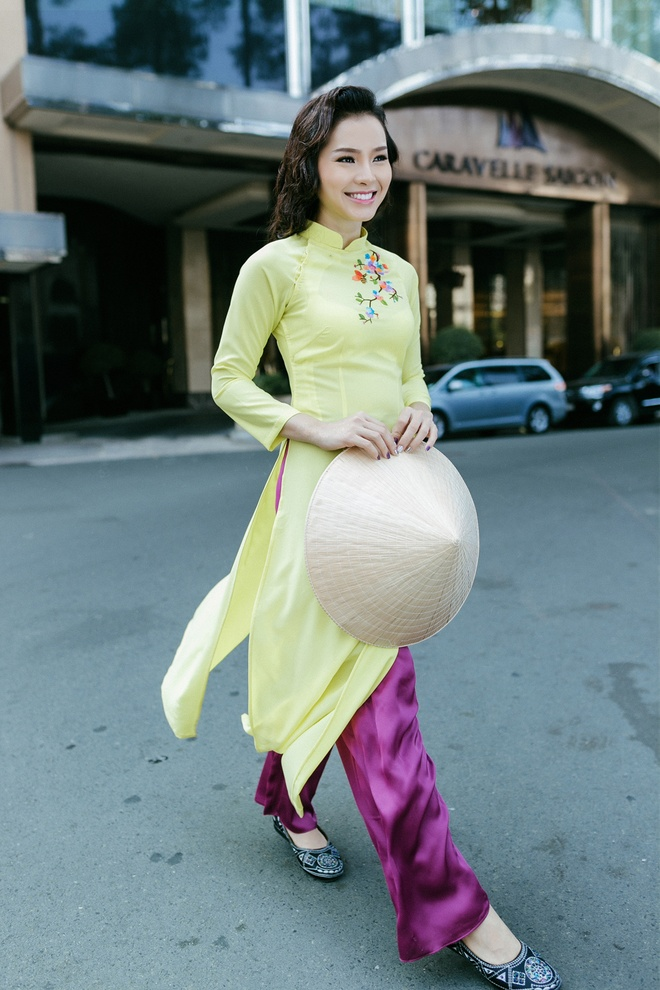 Phuong Trinh Jolie lam quy co thap nien 1990 hinh anh 4