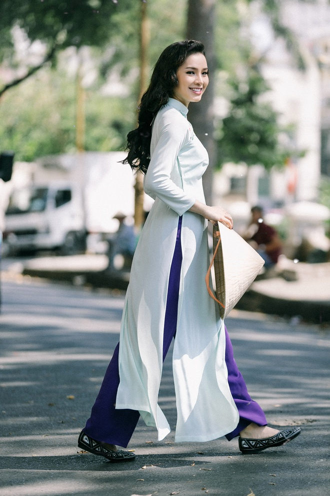 Phuong Trinh Jolie lam quy co thap nien 1990 hinh anh 7