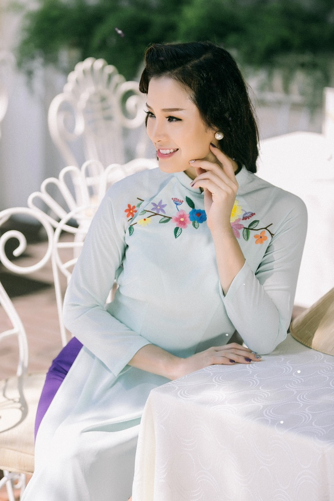 Phuong Trinh Jolie lam quy co thap nien 1990 hinh anh 8
