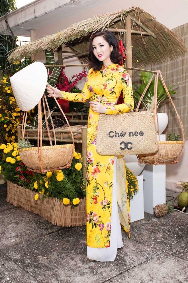 Hoa hau Giang My trang tri cho hoa tai nha rieng hinh anh 4