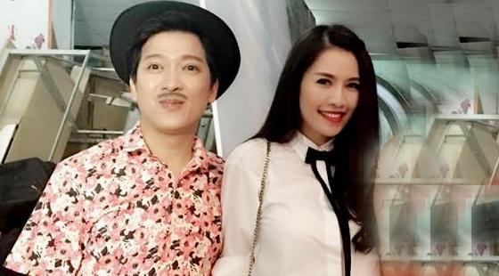 Que Van to Truong Giang lua doi tinh cam hinh anh