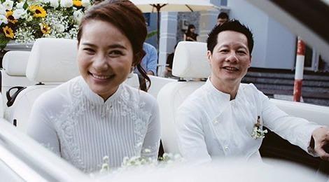 Dai gia An non nong lam dam cuoi lan bon voi Phan Nhu Thao hinh anh