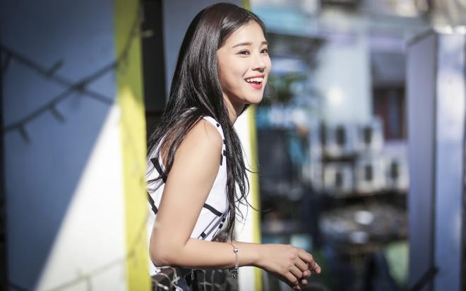 Hoang Yen: 'Toi va Ly Hoang Nam co nhieu so thich chung' hinh anh 3